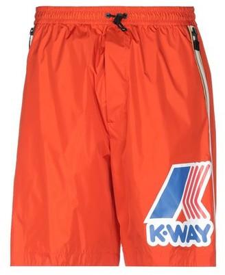 Dsquared2 X K Way DSQUARED2 x K-WAY Bermuda shorts