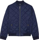 Ralph Lauren Quilted bomber jacket 6-14 years