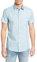 Rodd & Gunn Men's Burnt Hill Print Sport Shirt