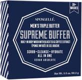 Spongelle Men's Supreme Buffer - Cedar Absolute