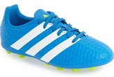 adidas 'Ace 16.4 Firm Ground Cleats' (Toddler, Little Kid & Big Kid)
