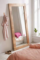 Urban Outfitters Ashton Mango Wood Mirror