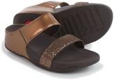 FitFlop Lulu Superglitz Slide Sandals (For Women)