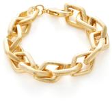 Rivka Friedman Diamond Shape Link Station Bracelet