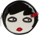 Lulu Guinness Round coin purse