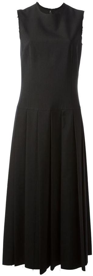 Comme des Garcons Vintage sleeveless long dress