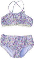 Seafolly Girls Toddler Summer Liberty Crop Set