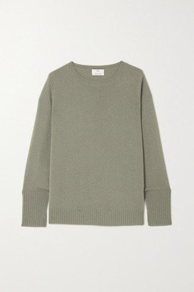 Allude Cashmere Sweater - Green