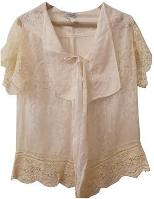 La Perla White Top for Women Vintage