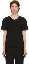 Issey Miyake Homme Plisse Black Basics T-Shirt