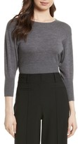 Diane von Furstenberg Women's Merino Crop Sweater