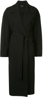 Lee Mathews Kei trench coat