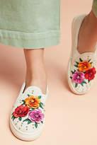 Soludos x Anthropologie Bahia Floral Sneakers