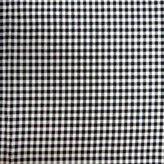 SheetWorld Crib Sheet Set - Gingham Check - Made In USA