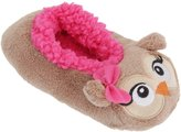Co-zees Womens/Ladies Sherpa Novelty Animal Slippers