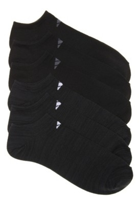 adidas Superlite Climalite Men's No Show Socks - 6 Pack