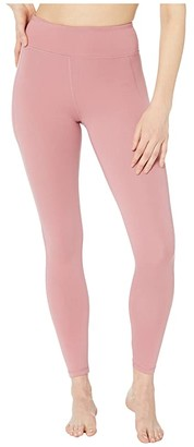 Soybu Killer Caboose 7/8 Leggings (Dusty Rose) Women's Casual Pants