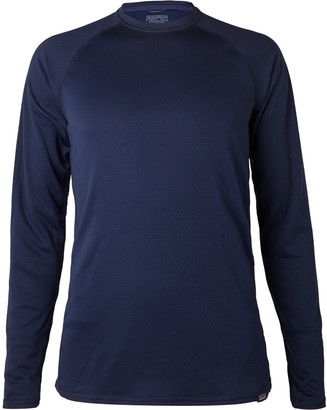 Patagonia Capilene Midweight Slim-Fit Fleece-Back Jersey T-Shirt