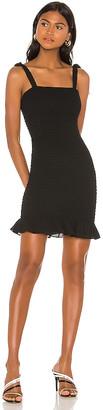 Krisa Smocked Tank Mini Dress
