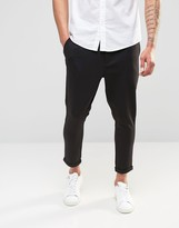 Only & Sons Only And Sons Jersey Cropped Chino