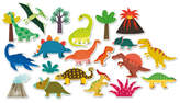 Vilac Dinosaur Magnets - 20 pcs Multicoloured