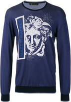 Versace Make It Happen' Medusa sweatshirt