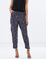 Privilege Blossom Breeze Elasticized Pants