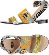 MSGM Sandals - Item 11250436