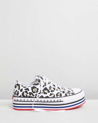 Converse Chuck Taylor All Star Lift Archival Canvas - Women's