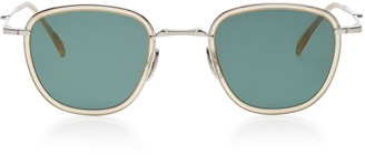 Mr. Leight Griffith S Acetate Round-Frame Sunglasses
