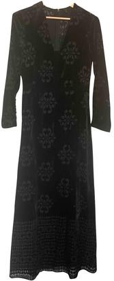 Benetton Black Velvet Dresses