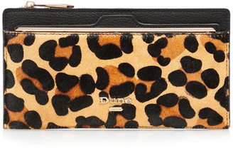 Dune London Kaydence Zip Around Removable Card Slot Purse