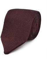 Reiss Canter Knitted Silk Tie