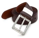 Dunhill Roller Buckle Reversible Leather Belt