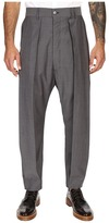 Vivienne Westwood Classic Suiting Wool Omar Trousers
