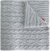 Moncler cable knit scarf - men - Cashmere/Wool - One Size