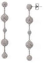 Nadri Linear Drop Earrings