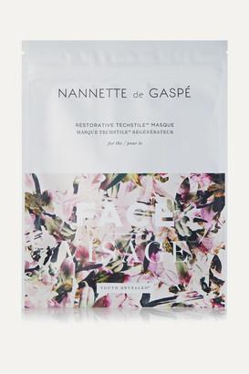 NANNETTE DE GASPE Restorative Techstile Face Masque - one size