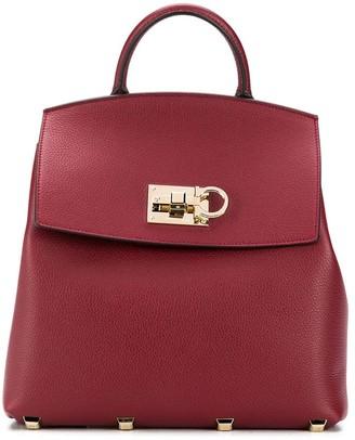 Salvatore Ferragamo medium Studio backpack