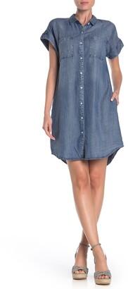 Velvet Heart Marcie Button Up Shirt Dress