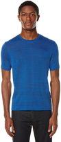 Perry Ellis Short Sleeve Horizontal Texture T-Shirt