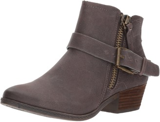 Not Rated Women's Tessa Motorcycle Boot