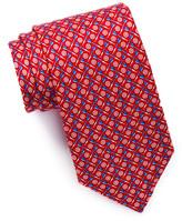 Tailorbyrd Darts Silk Tie