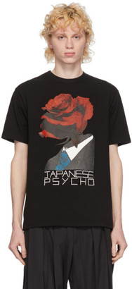 Undercover Black Rose T-Shirt