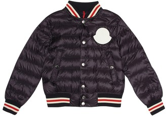 Moncler Enfant Corbiac padded down jacket