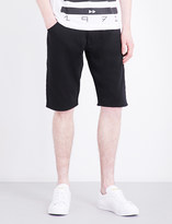 Diesel Kroshort-a loose-fit cotton shorts