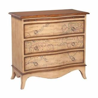 Bloomsbury Market Genero 3 Drawer Dresser