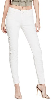 GUESS Women's Sexy Curve Lace Jean