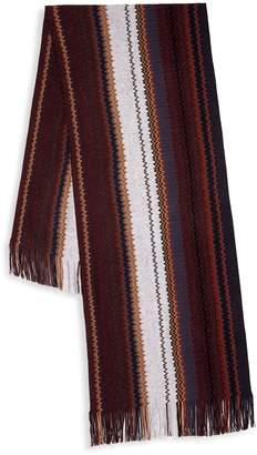 Missoni Chevron Striped Scarf