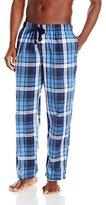 Perry Ellis Men's Large Plaid Woven Sleep Pant